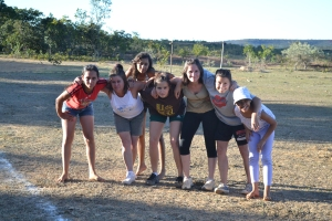 19 - girls team