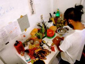 Luis kitchen
